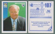 Coventry City Ron Atkinson 107